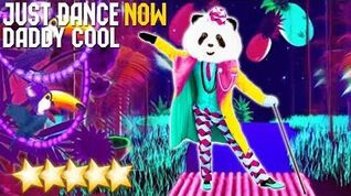 Just Dance Now - Daddy Cool 5 stars