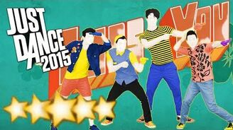 Kiss You (DLC) - Just Dance 2015 - Full Gameplay 5 Stars