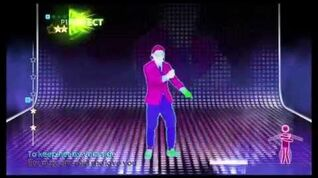 Maneater (Puppet Master Mode) - Just Dance 4