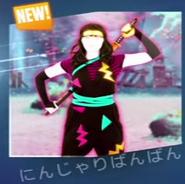 Ninja Re Bang Bang
