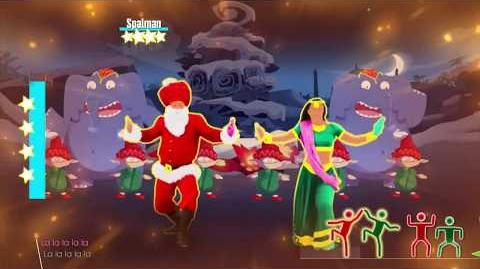 XMas Tree - Just Dance 2018