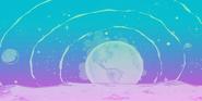 Cosmicgirl map bkg
