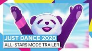 JUST DANCE 2020 - ALL-STARS MODE TRAILER
