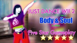 Just Dance Wii 2 (ジャストダンスWii 2) - Body & Soul