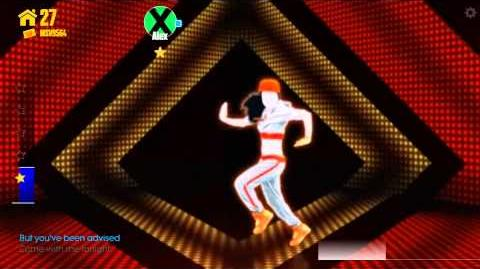 Just dance now Feel so right 5 stars