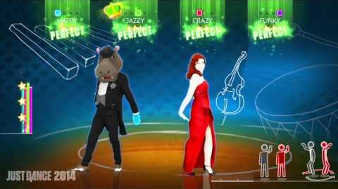 Louis Prima - Just A Gigolo Just Dance 2014 Gameplay FR