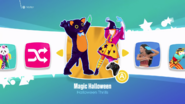 Magichalloweenkids jd2018 kids menu