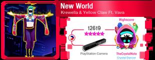NewWorld M617Score