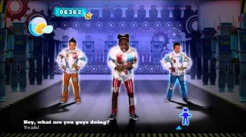 The Robot Song - Just Dance Kids 2