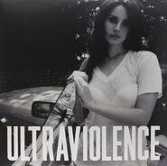 Ultraviolence LanaDelReyAlbumCover