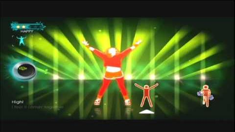 Fame - Just Dance 3 (Xbox)