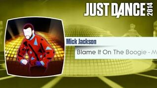 Just Dance 2014 Blame It On The Boogie (Mashup) - 5 Stars