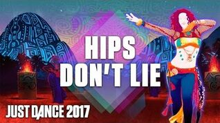 Just Dance 2017 Hips Don't Lie by Shakira Ft
