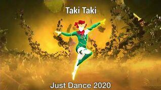 Just Dance 2020 Taki Taki
