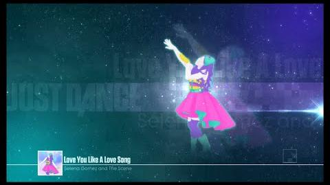 Just Dance Unlimited - Love You Like A Love Song - 5 Stars Score 12000