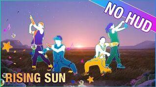 Rising Sun - Just Dance Wii 2 (No GUI)