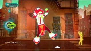 Apache (Jump On It) - Just Dance 3 (Xbox 360)