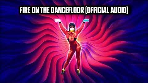 Fire On The Dancefloor (Official Audio) - Just Dance Music