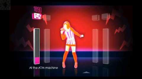 Just Dance - The B-52's - Funplex (CSS Remix) (Wii on Wii U)