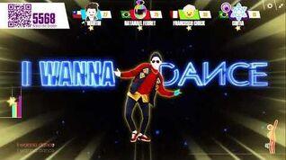 Just Dance Now Sugar Dance!! 5 stars