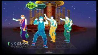 Just Dance Wii 2 Rising Sun