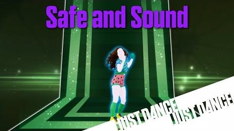 Safe And Sound - Just Dance Now (No GUI)