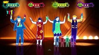 Dynamite by Taio Cruz Just Dance 3 Gameplay