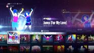 Jumpga jd2016 menu