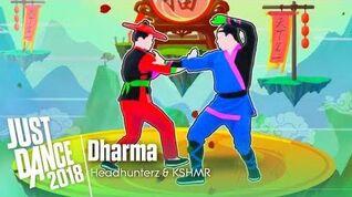 Just Dance 2018 - Dharma Alternate