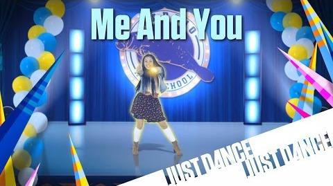Just Dance Disney Party 2 - Me And You