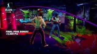 Rapper's Delight - The Hip Hop Dance Experience (Go Hard)