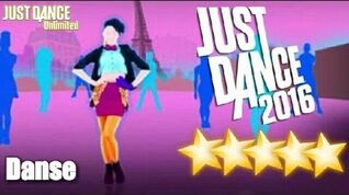 5☆ Stars - Danse - Just Dance 2016 - Kinect