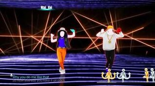 Gibberish - Just Dance 2016