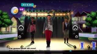 "Just Dance Kids 2 - ""Start All Over"" - 2,140 + Score"