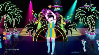 Cola Song Unlimited Just Dance 2020