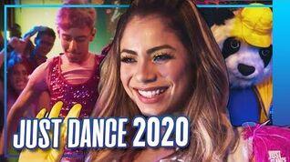 INVADINDO A FESTA DE JUST DANCE 2020 ft