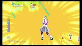 Just Dance 2015 (DLC) Charli XCX - Boom Clap (5 Stars)