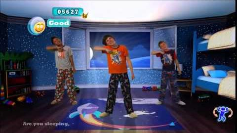 Just Dance Kids 2 - Are You Sleeping
