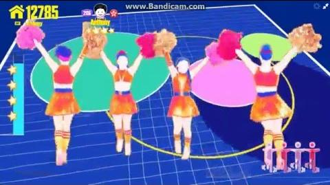 Just Dance Now - This Is How We Do (720p 60fps)