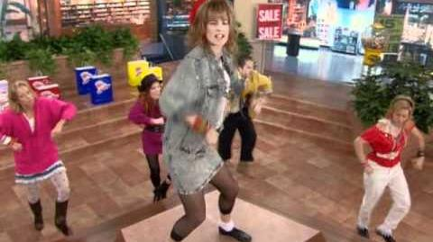 Robin Sparkles - Let's go to the Mall OFFICIAL MUSIC VIDEO *HQ*
