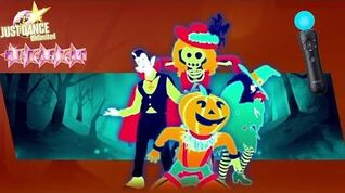 Танец Just Dance® 2018 (Unlimited) - This Is Halloween by Danny Elfman (PS Move)