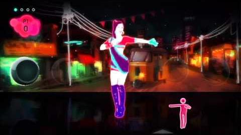 Jai Ho! (You Are My Destiny) - Just Dance 2