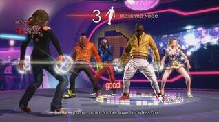 Just Can't Get Enough - The Black Eyed Peas Experience (Xbox 360)