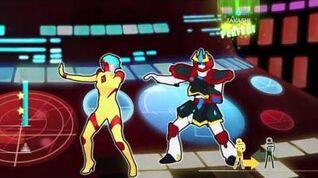 Just Dance 2014 - Nitro Bot