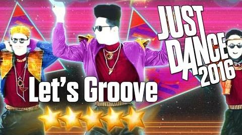 Just Dance 2016 - Let's Groove - 5 stars
