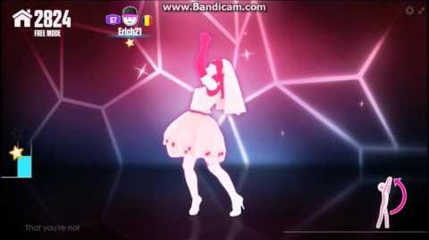 Just Dance Now - Hot 'N Cold (Chick Version) HD Remake - Katy Perry