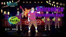 Just Dance Wii 2 - 睡蓮花-0