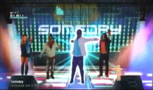 Someday BEP Wii Gameplay