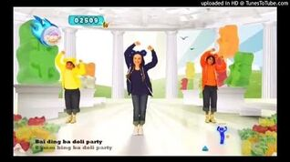 The Just Dance Kids- I'm A Gummy Bear (The Gummy Bear Song)