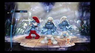 The Smurfs Dance Party Oliver Constantin - Une belle Lune bleue